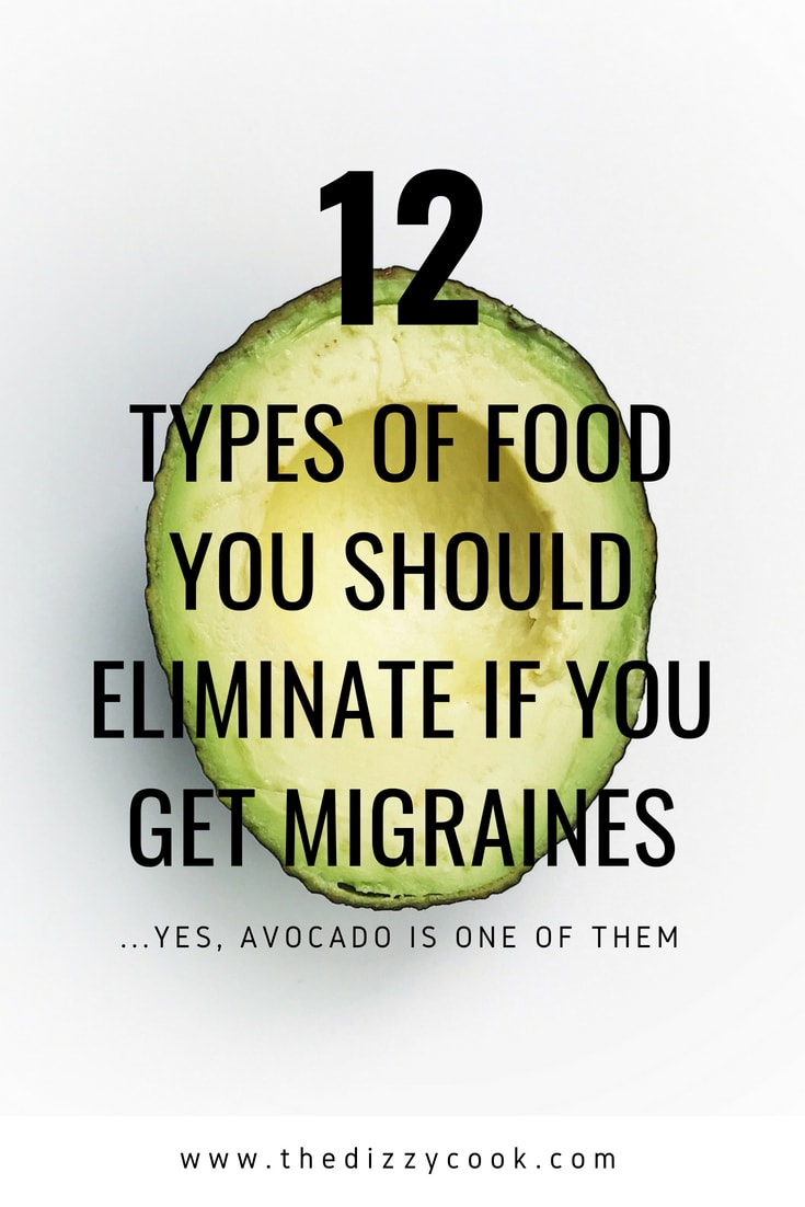 What is the Heal Your Headache Migraine Diet - The Dizzy Cook