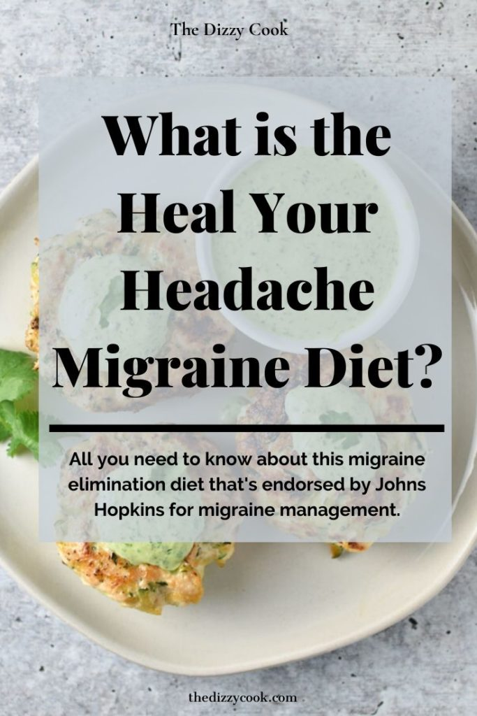 What is the Heal Your Headache Migraine Diet