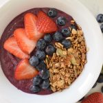 The Dizzy Cook Acai Bowl