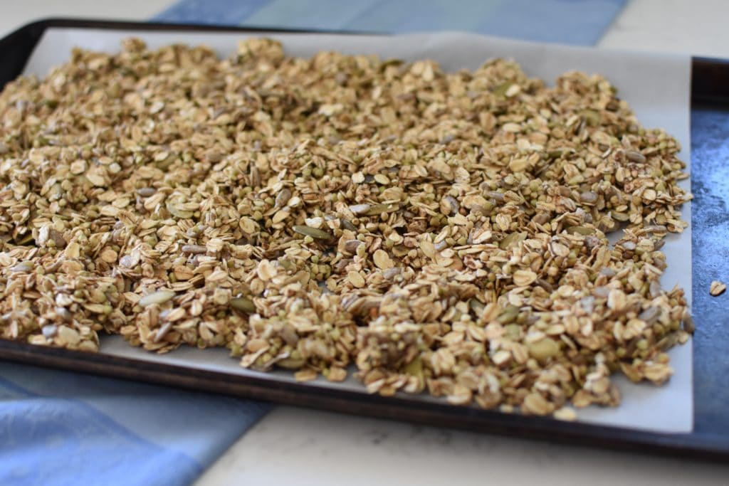 The Dizzy Cook Gluten-Free Buckwheat Granola