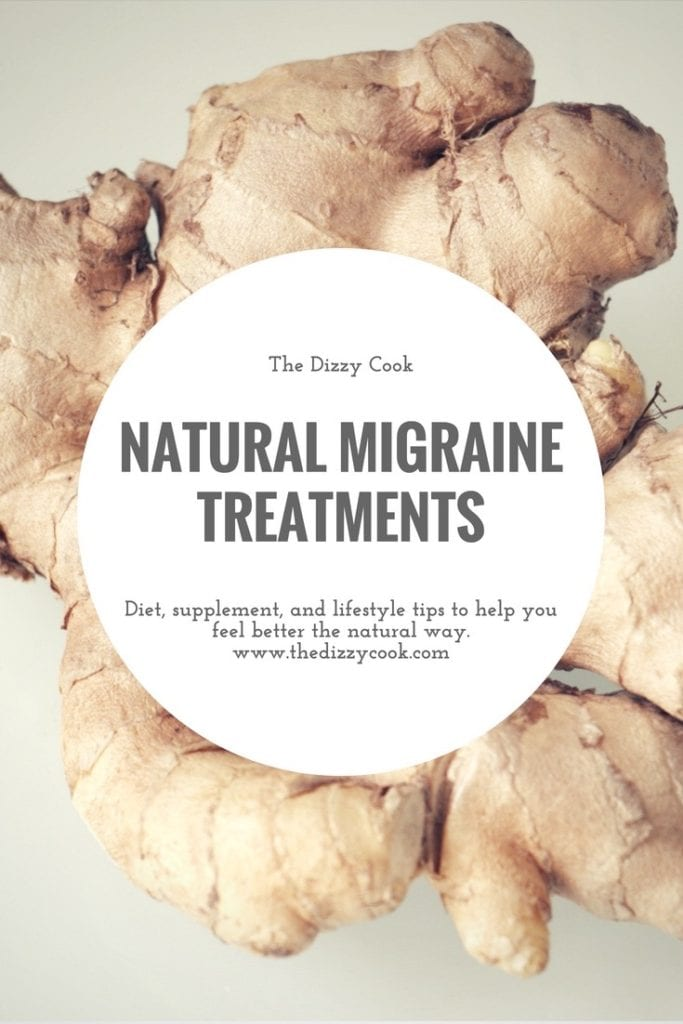 Natural Migraine Treatments