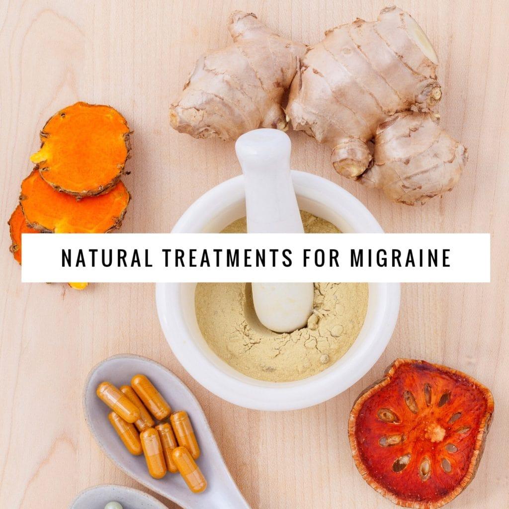 Natural Treatments for Migraine #migraine #vestibularmigraine #allnatural #health