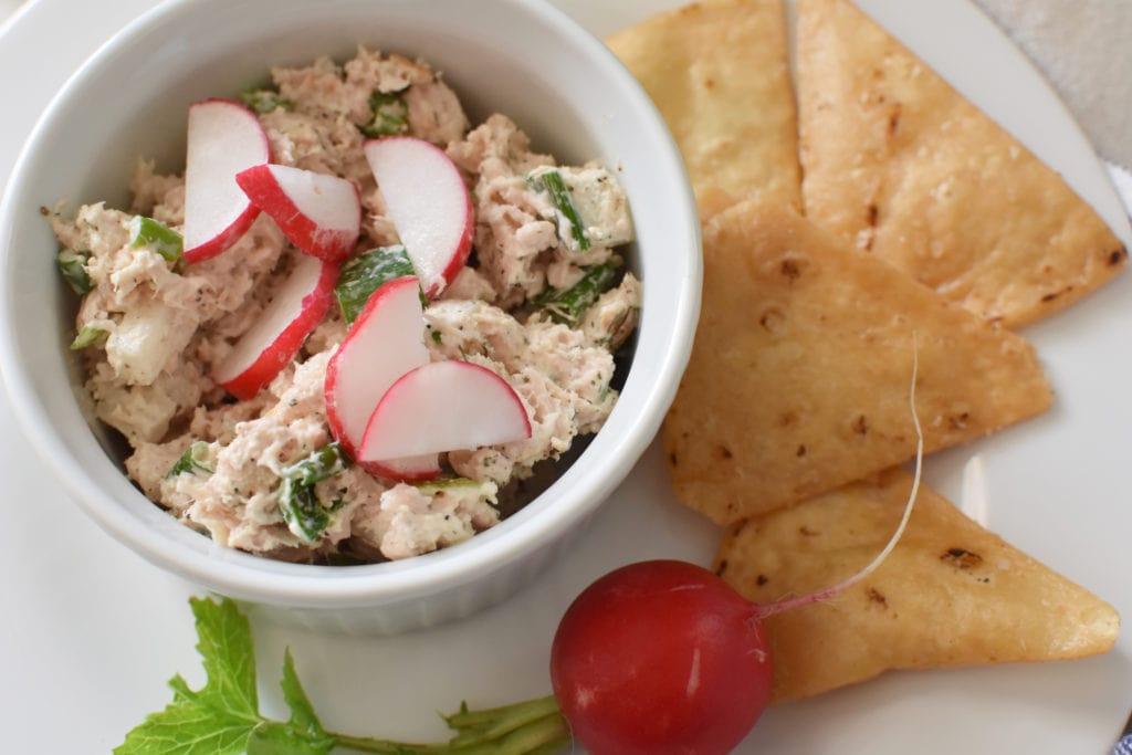 Heal Your Headache Diet Tuna Salad