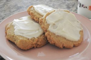 "Jennifer's Almost Amish Butter ""Swig"" Cookies - Gluten Free"