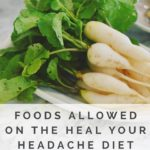 Foods Allowed on the HYH Migraine Diet | The Dizzy Cook #migraine #migrainediet #healyourheadache #hyh