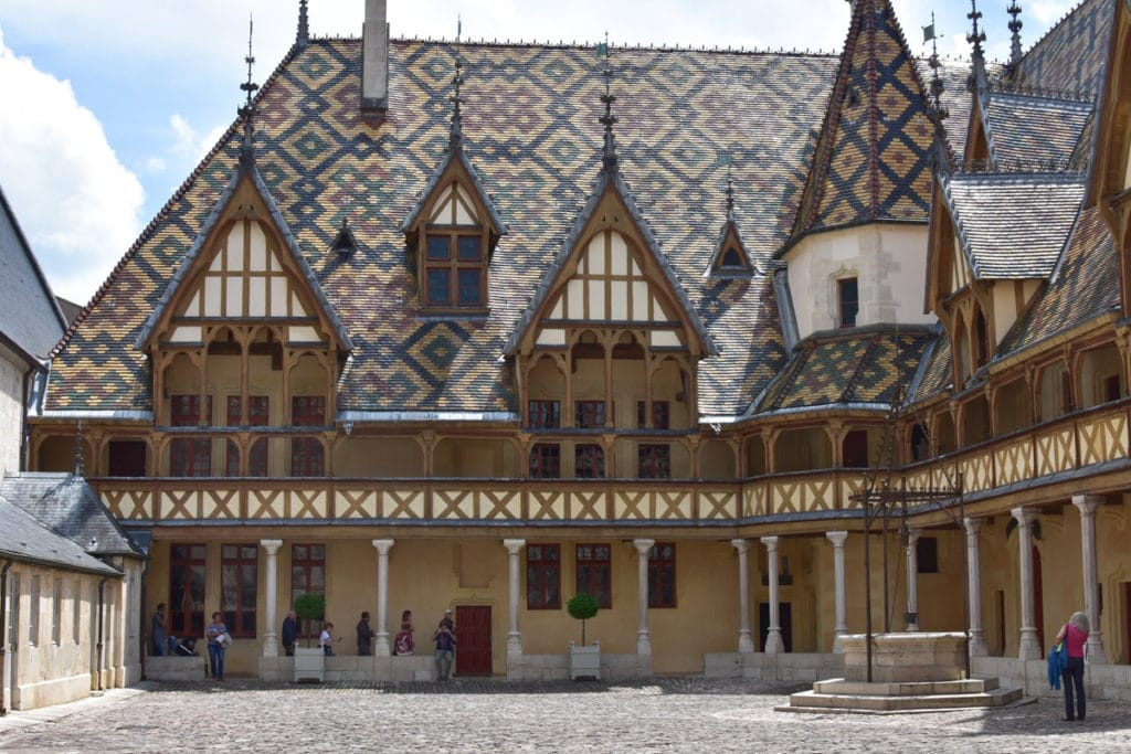 Hospices de Beaune | My trip to Beaune on The Dizzy Cook