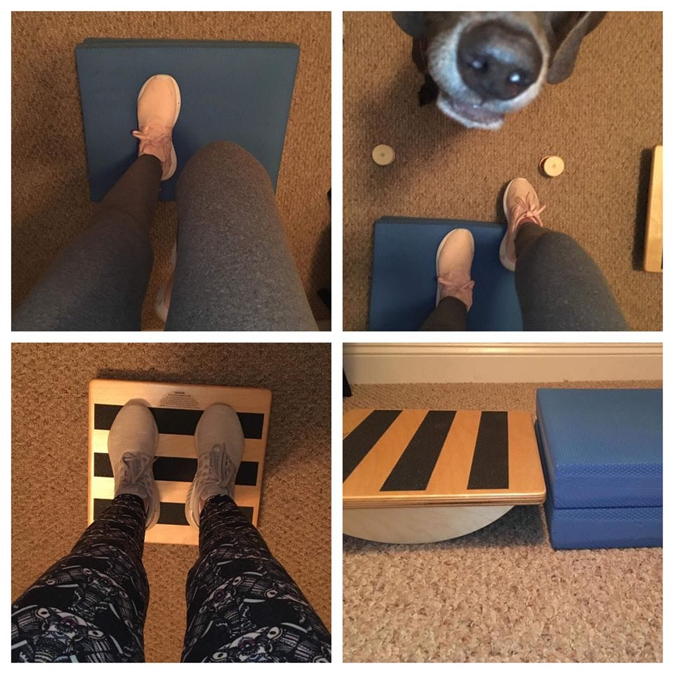 Vestibular Exercises | Balance Boards | Vestibular Migraine