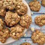 Jennifer's Gluten Free White Chocolate Chip Cookies