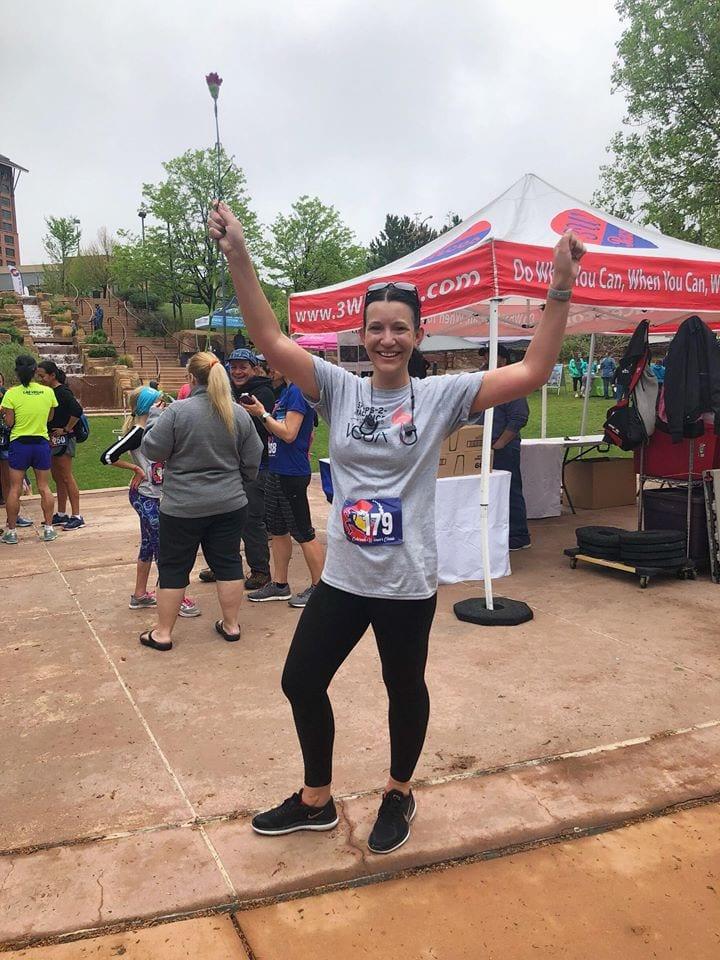 Kayla McCain's 5K for Steps2Balance Vestibular Disorder and Migraine Awareness