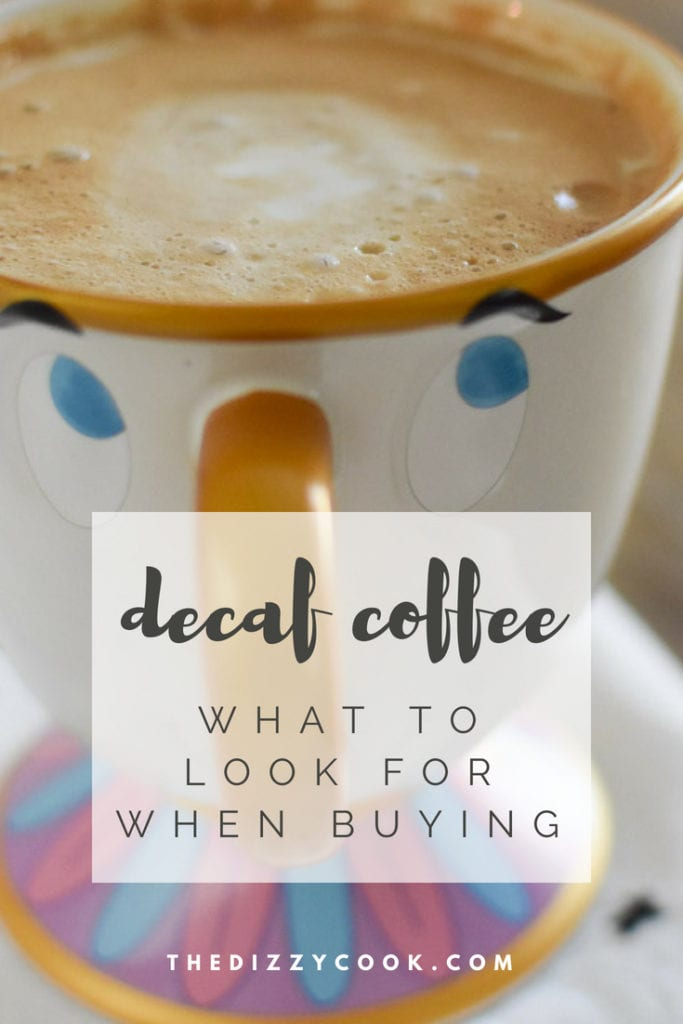 Coffee & Migraine: What you need to know about switching to decaf | #migrainediet #migraine #coffee #decaf