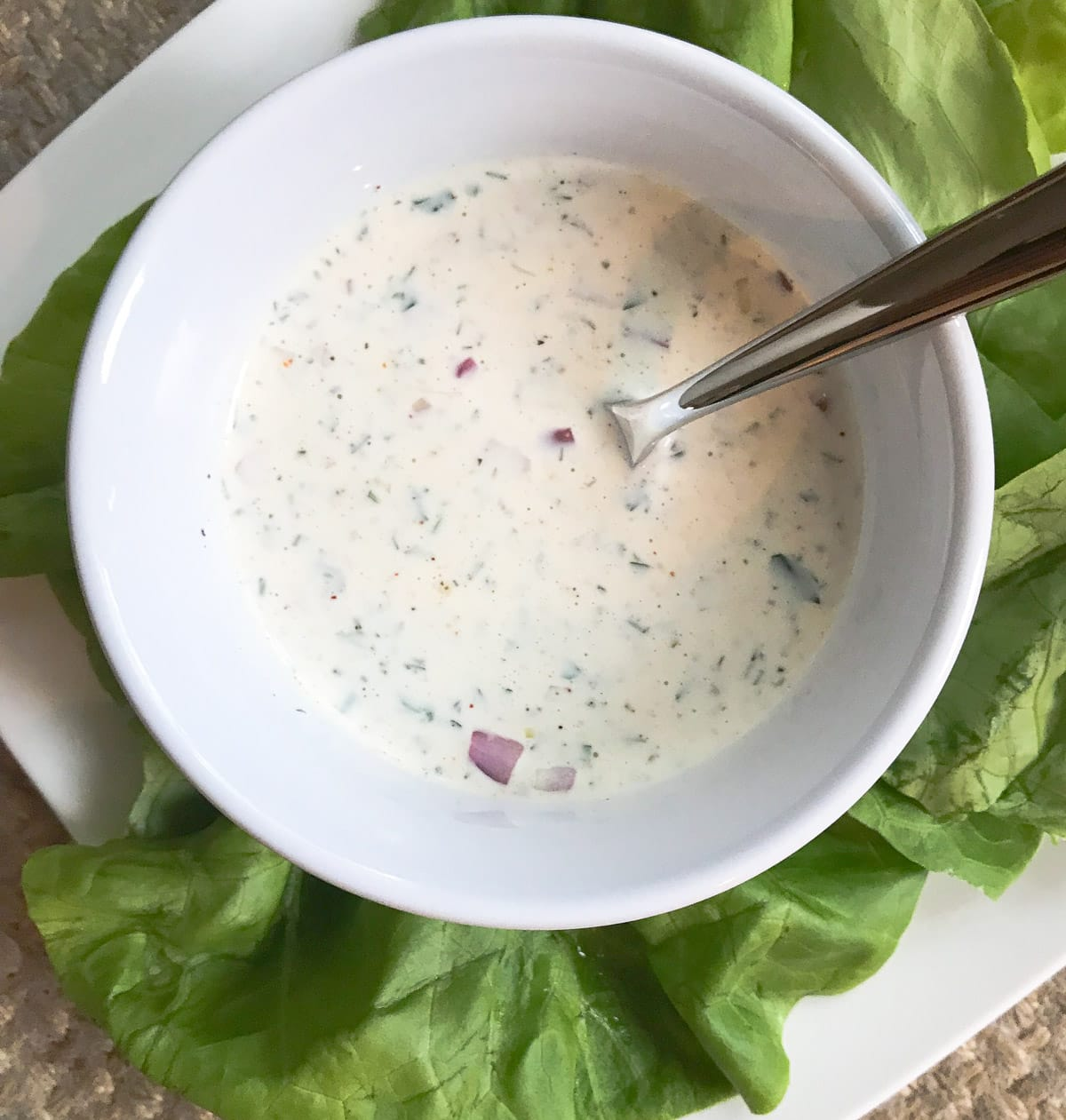 Heal Your Headache (HYH) Ranch Dressing | Migraine Diet #migrainediet #ranchdressing #hyhd