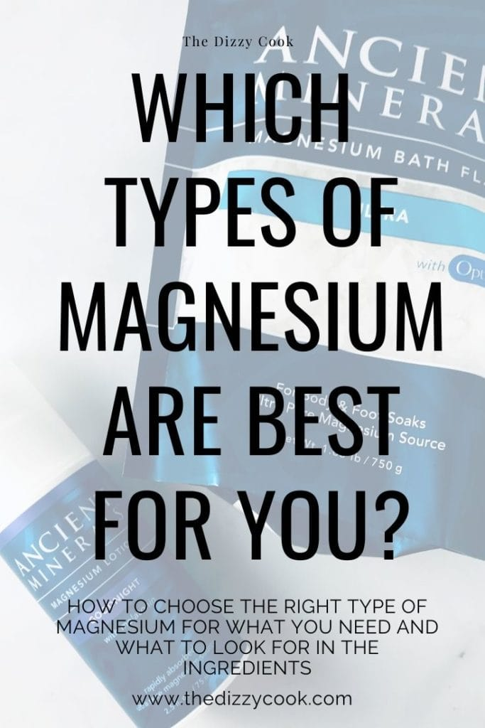 Which Magnesium is Best for You?