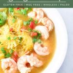 Lemongrass Ginger Soup