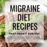 Migraine diet recipes