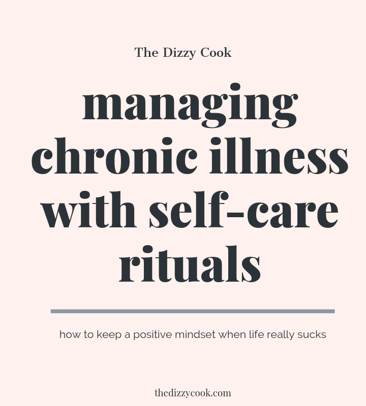 managing chronic illness with self-care rituals