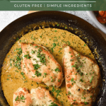 creamy rosemary chicken
