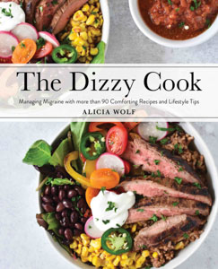 The Dizzy Cook Cookbook Cover