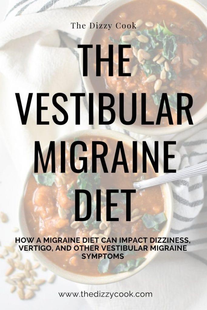 Vestibular Migraine Diet