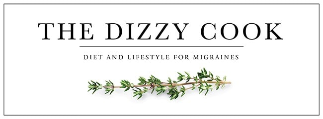 The Dizzy Cook - Diet & lifestyle tips for Migraine and Vestibular Migraine